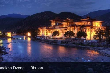 Bhutan Honeymoon Package